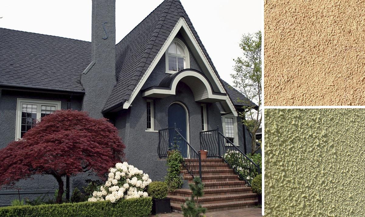 виды облицовки фасадов домов