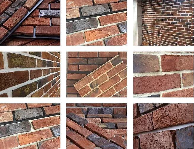 Керамическую фасадную плитку активно используют в отделке экстерьеров домов последние 10 лет.