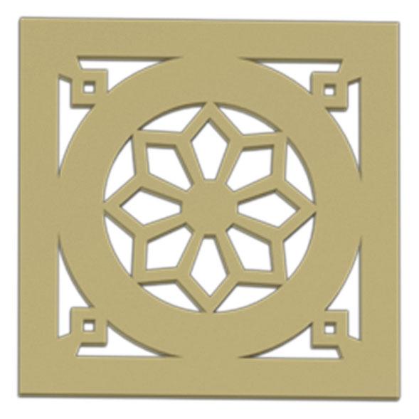 Панели с декоративными элементами