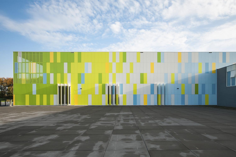 Фасадные стеновые панели