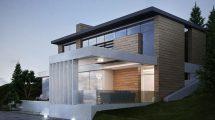 керамические панели для фасада