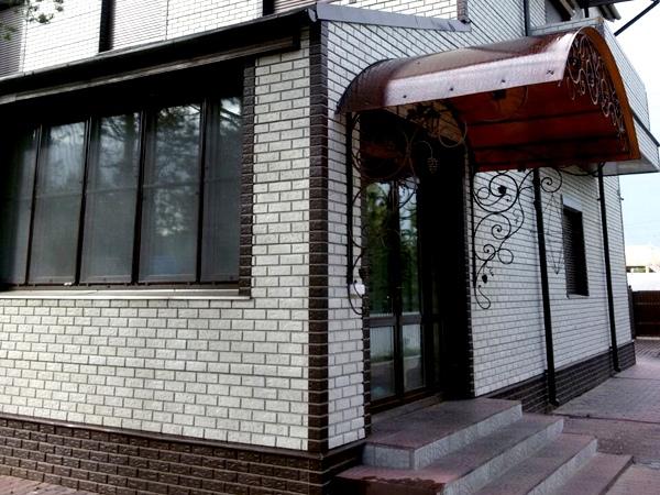 панели для облицовки фасада