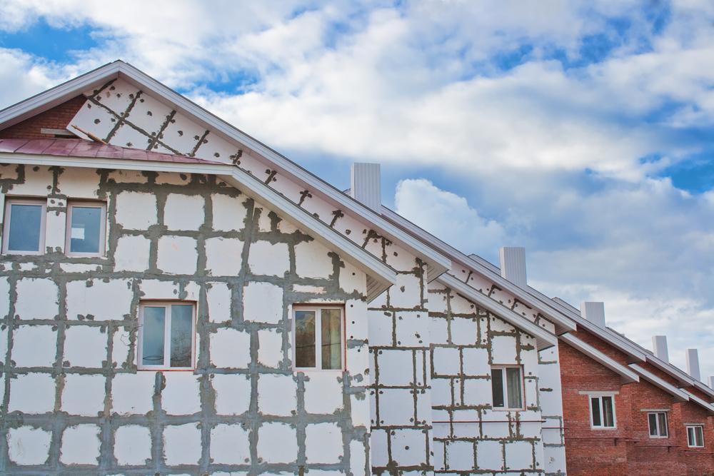 дешевый материал для отделки фасада
