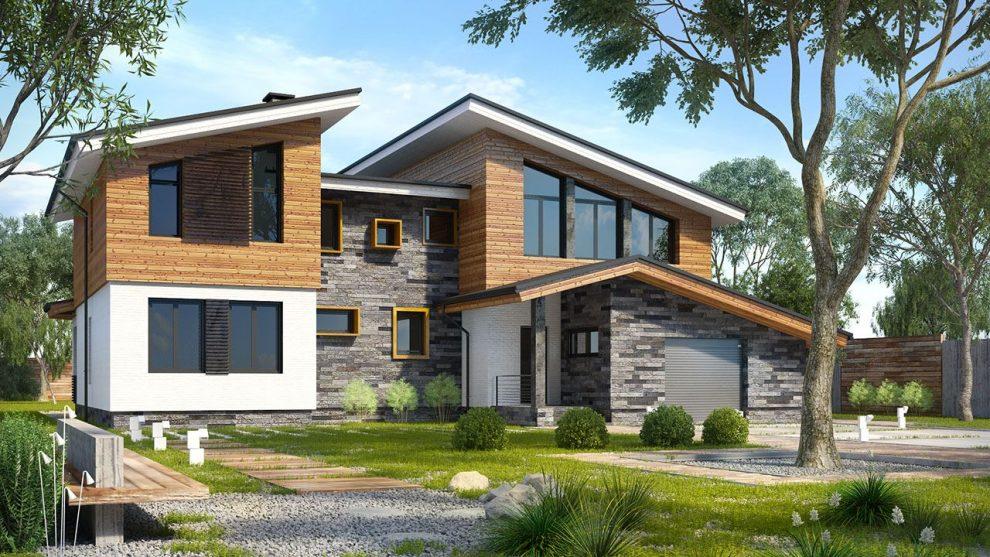 Утепление и фасад дома - самые популярные решения