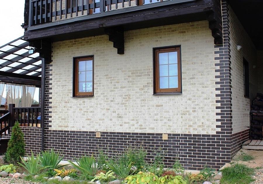 внешний вид фасада