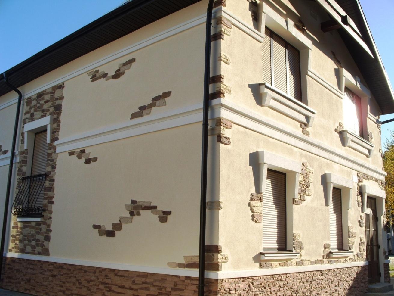 Внешний вид фасада.