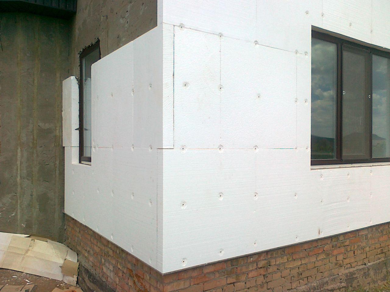 фасадный пенопласт
