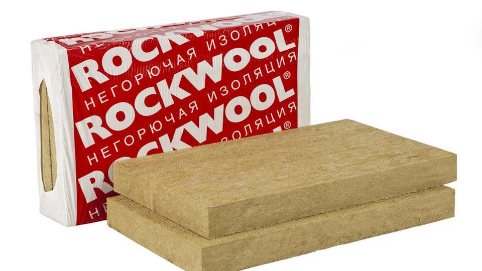 Rockwool Фасад Баттс