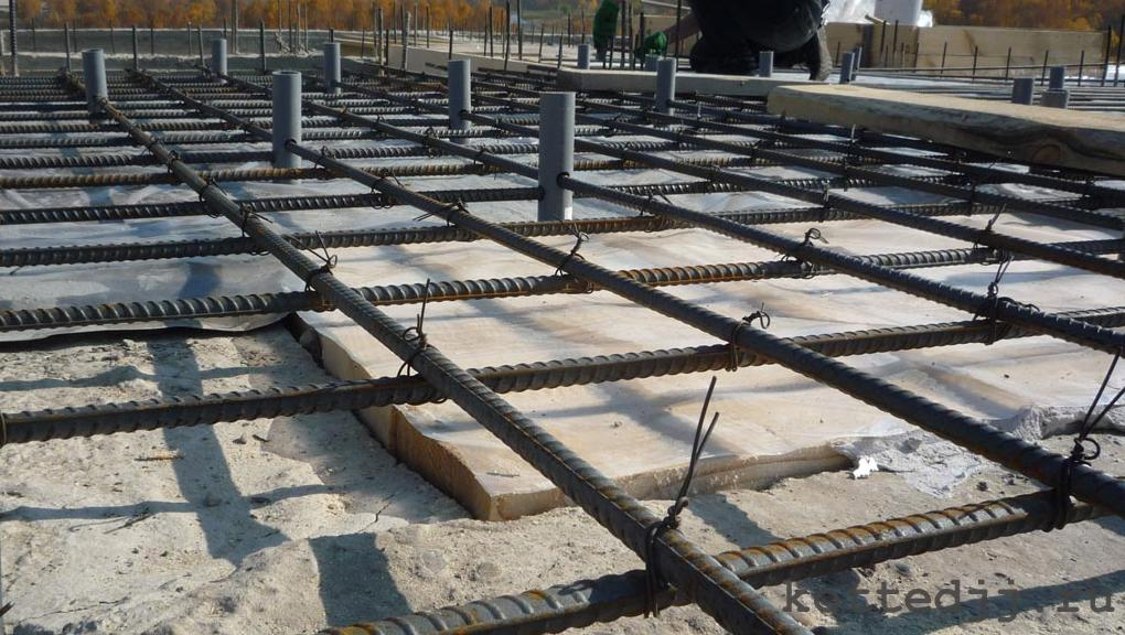 арматура для армирования бетона