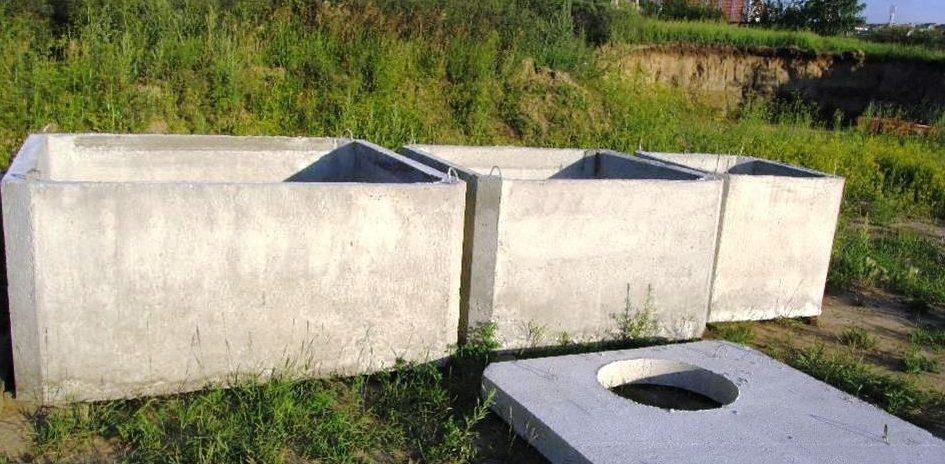 сборные конструкции для погреба