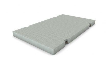 бетонные дорожные плиты