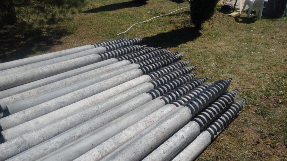 Бетон под сваи купить коронку по бетону 120 мм в москве