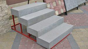 бетонные ступени для крыльца