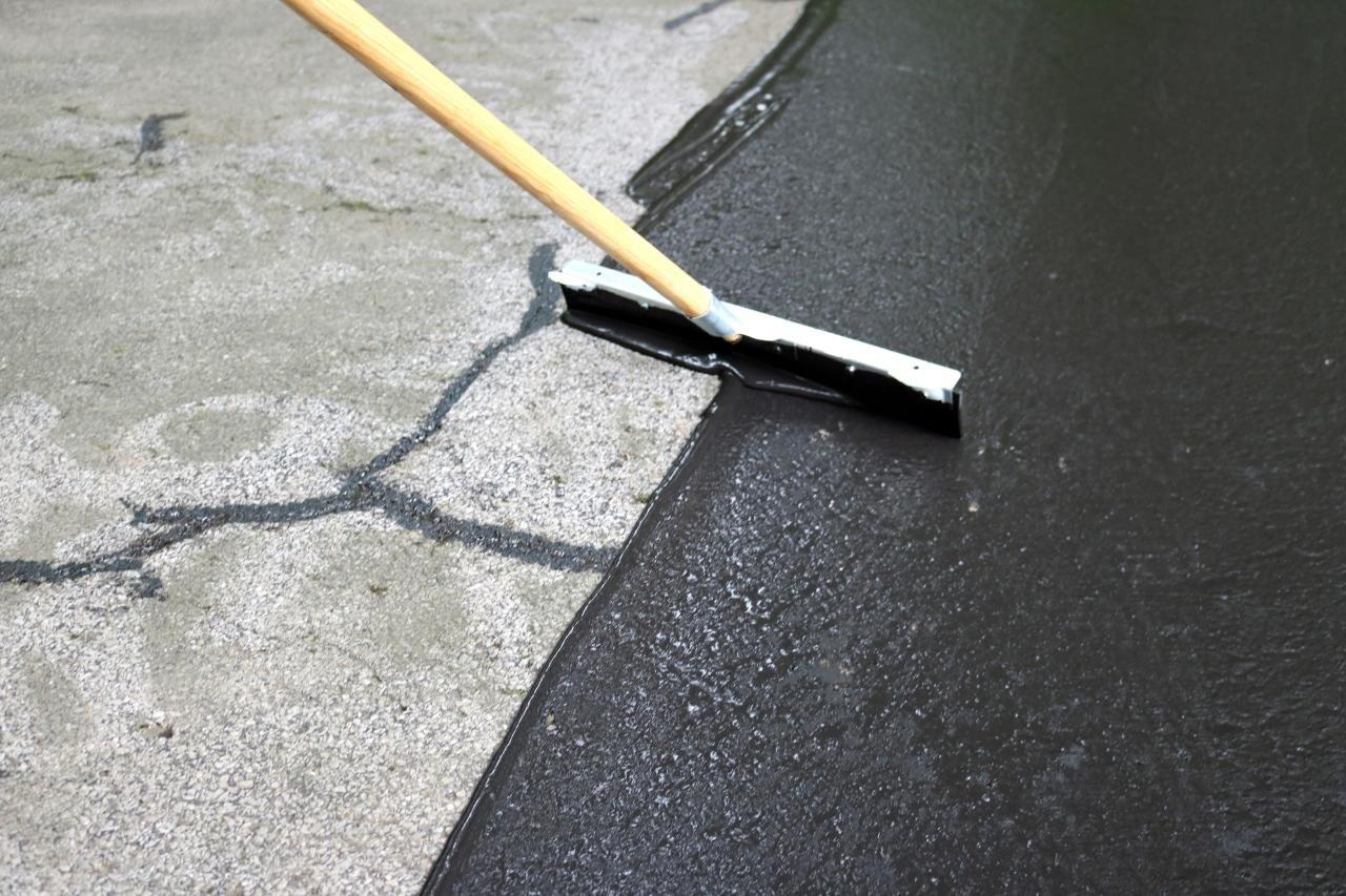 бетонная мастика