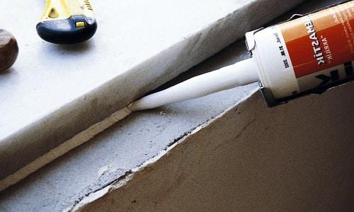 Купить герметик для наружных работ морозостойкий для бетона чем ровняют бетон