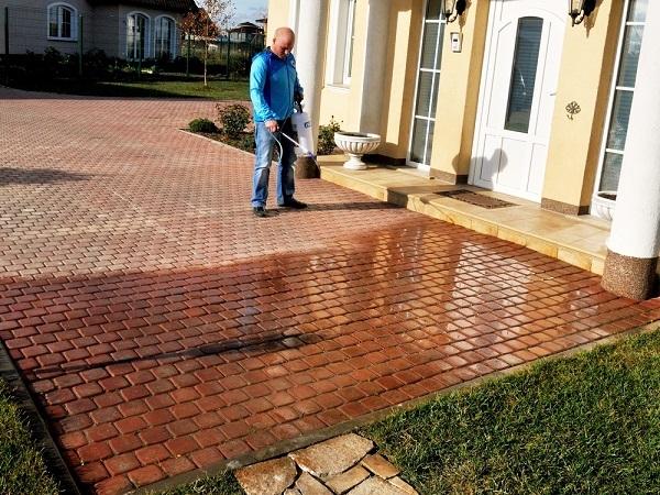 гидрофобизатор для тротуарной плитки