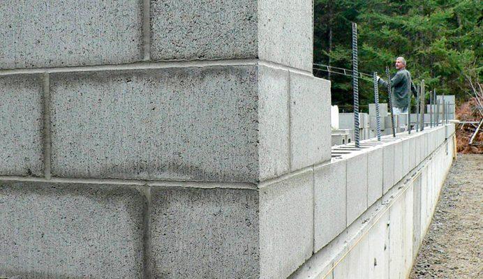 Газобетон керамзитобетон и шлакоблоков наши чудово бетон
